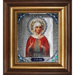 Икона Святая мученица Алла