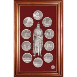 Сувенир «Медали на княжение Великого князя Игоря»